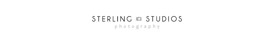 Brisbane Wedding Photographer l Baby Photography l Sterling Studios logo